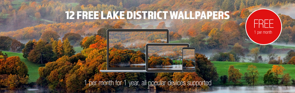 FREE Lake District Wallpapers